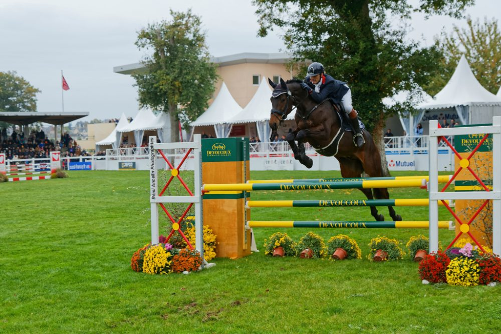 Mondial 2016 du saut d'obstacles au haras national du Lion d'Angers